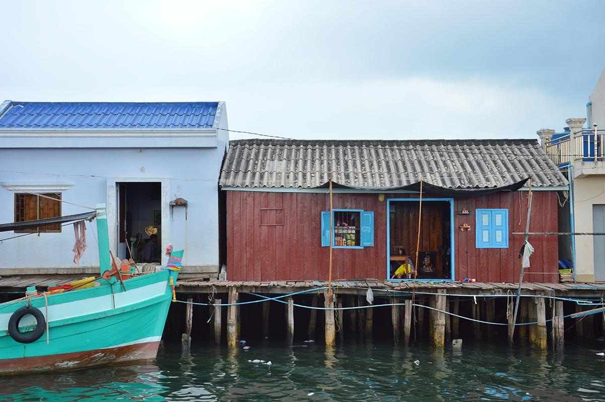 Porto di Sihanoukville